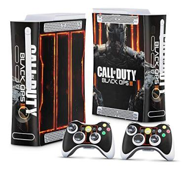 Skin Adesivo para Xbox 360 Fat Arcade - Call Of Duty: Black Ops 3