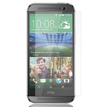 [2 unidades] Protetor de tela para HTC Desire 820 G+ Protetor de tela de vidro temperado transparente resistente a arranhões para HTC Desire 820 de 5,5 polegadas, HTC Desire 820 G+