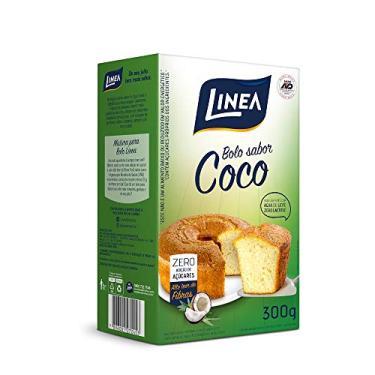 Mistura Para Bolo Coco Linea 300g