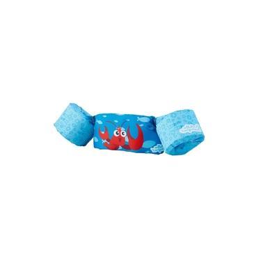 Boia Colete Salva Vidas Lagosta Azul - Puddle Jumper