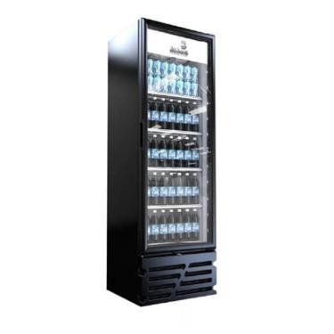 Geladeira Expositora De Bebidas Vertical 454L Preto Vrs16 - Imbera (Es) 110V