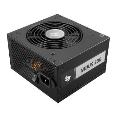 Fonte Pichau Gaming Nidus 500W Bronze 80 Plus, PG-5001-BR