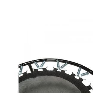 Trampolim Jump Polimet Semi Pro 0307 - 30 Molas - Diâmetro 91 cm