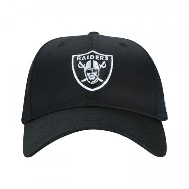 Boné Aba Curva New Era 940 Oakland Raiders - Snapback - Adulto New Era Unissex