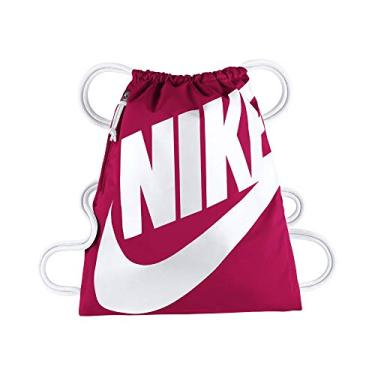 Bolsa Nike Gym Heritage Rosa
