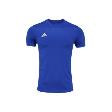a75f745626621 Camiseta adidas Core 18 - Masculina - AZUL adidas