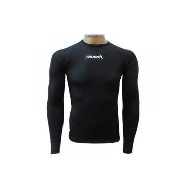 Camisa Térmica Reusch Underjersey Manga Longa