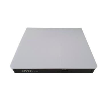 Gravador e Leitor de DVD e CD Externo Branco - CB31005