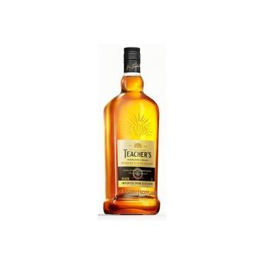 Whisky Teacher'S Highland Cream Escocês 1 Litro - Importado