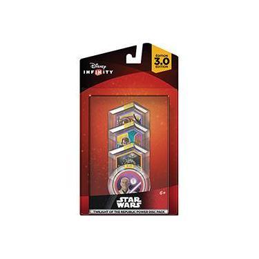 Game Disney Infinity 3.0: Twilight of the Republic Power Disc Pack - XONE/ X360/ WiiU/ PS3 e PS4