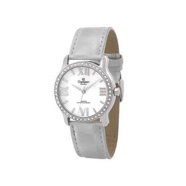 c4d099be1e9 Relógio Feminino Analógico Champion CA20803S - Prata