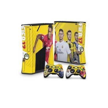 Skin Adesivo para Xbox 360 Slim - Fifa 17