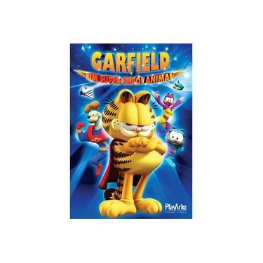 Imagem de DVD Garfiel - Um Super Herói Animal