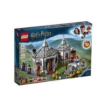 75947 Lego Harry Potter - a Cabana de Hagrid: o Resgate de Buckbeak