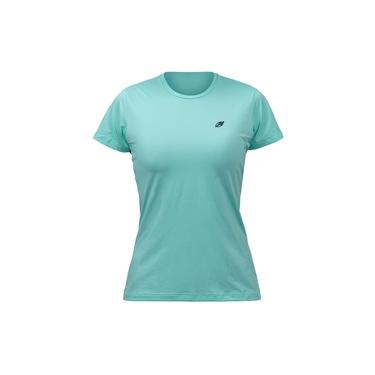 Camiseta manga curta feminino capsula uv-fps 50 Mormaii