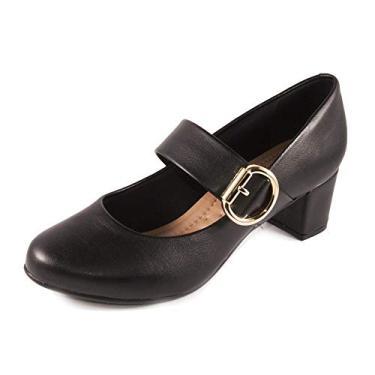Sapato Boneca Beira Rio Feminino Preto 34