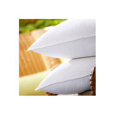 Imagem de Travesseiro Plooma Plus 100% Plumas de Ganso - 50 x 70 cms