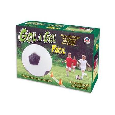 Imagem de Jogo Futebol Gol A Gol Fácil Com Bola - Braskit