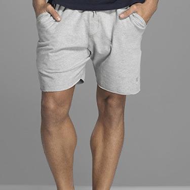 Short Lupo Masculino Moletom (Adulto) Tamanho: G | Cor: Mescla