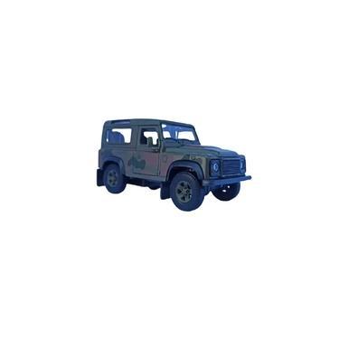 Imagem de Miniatura em Metal Land Rover Defender Exercito