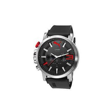 c1e751e5d2e Relógio Masculino Puma Analógico Casual 96258G0PSNU1