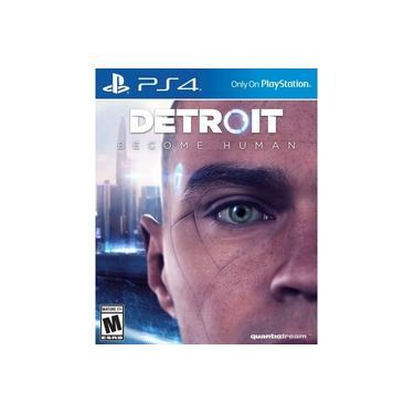 Detroit Become Human Playstation 4 Original Novo