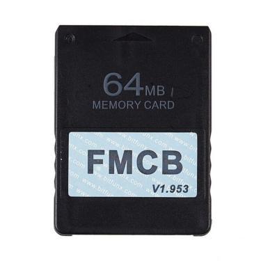 Cartão de Memória Cartão de Memória do jogo Para PS2 8MB/16MB/32MB/64MB/ FMCB cartão de memória 230290905