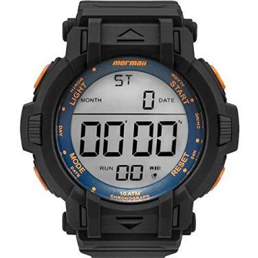 e42595bc053 Relógio Masculino Mormaii Acqua Action MOM08111D 8L - Preto