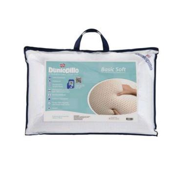 Imagem de Travesseiro De Látex Basic Soft Dunlopillo - Copespuma