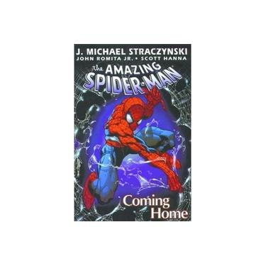 The Amazing Spider-Man: v. 1: Coming Home