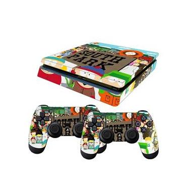 Skin PS4 Slim South Park