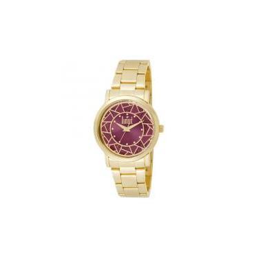 8d63c58feb8 Relógio Dumont Feminino Ref  Du2036ltn 4n -