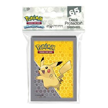 Deck Protector Ultra Pro Pokemon 65 Sleeves Pikachu