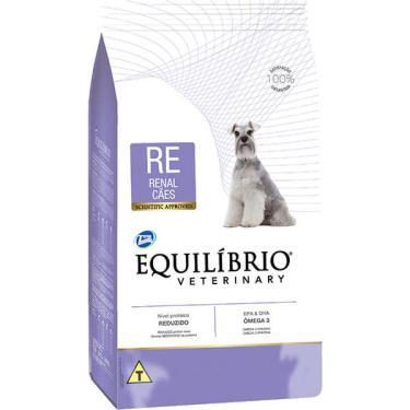 Ração Seca Total Equilíbrio Veterinary RE Renal Cães Adultos - 2 Kg