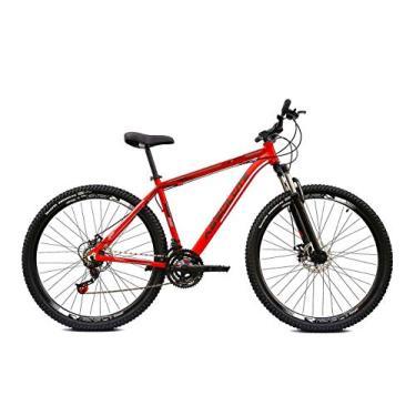 Imagem de Bicicleta Aro 29 Absolute Nero 3 Altus 24v Hidráulico Vermelho com Preto 21