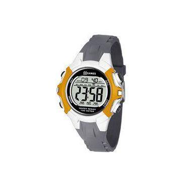 1e89a6268e4 Relógio Unissex X-games Digital Xkppd056 Bxgx - Branca laranja