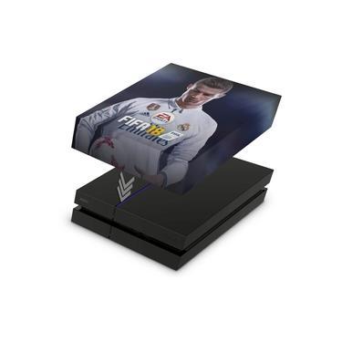 Capa Anti Poeira para PS4 Fat - Fifa 18