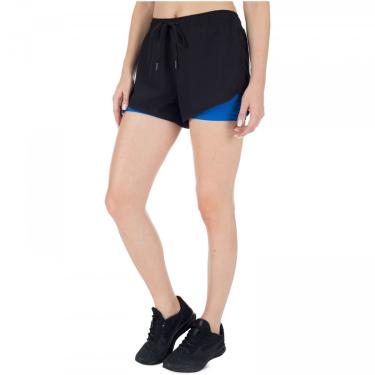 Shorts Oxer Duplo Regulável - Feminino Oxer Feminino