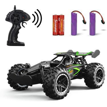 Imagem de RC Carros, Carros de Controle Remoto para Meninos e Meninas, 2.4Ghz Monster RC Caminhão Brinquedos de Carro de Corrida de Alta Velocidade Para Crianças Idade 4,5,6,7,8 e Anos Acima