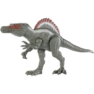Boneco Spinosaurus Jurassic World Mattel