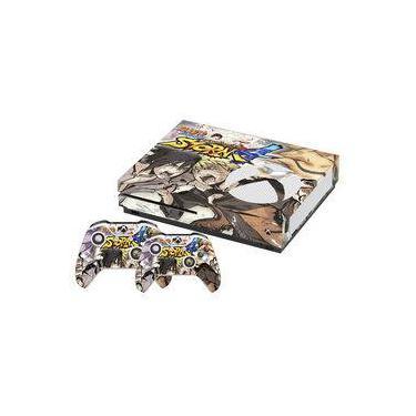 Skin Xbox One S Naruto Storm 4