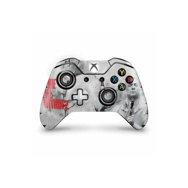 Skin Adesivo para Xbox One Fat Controle - The Evil Within 2