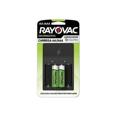 Carregador Rayovac Aa/aaa P/4pl