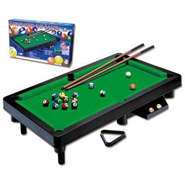 Imagem de Snooker de Luxo Braskit Preto