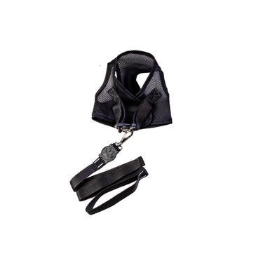 Colete Peitoral - Aerado Com Velcro Preto M