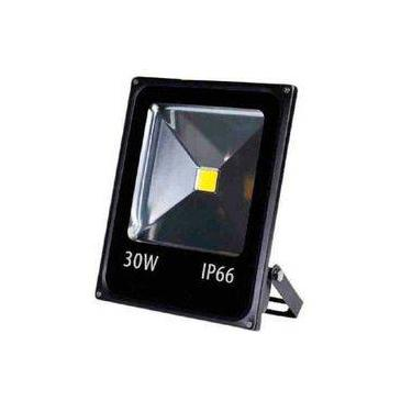 Refletor 30W Led Bivolt Ip66 6500K Branco Frio