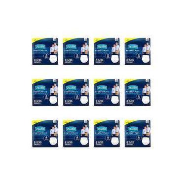 Plenitud Active Plus Fralda Geriátrica G/xg C/8 (kit C/12)