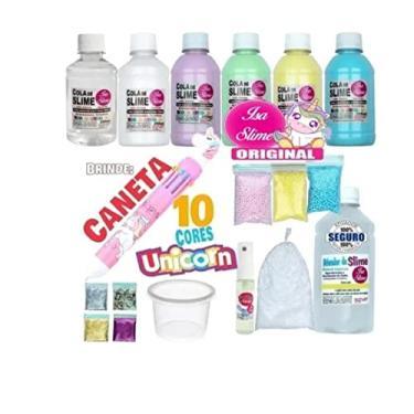 Imagem de Kit Premium Completo !!! Oficial Isa Slime