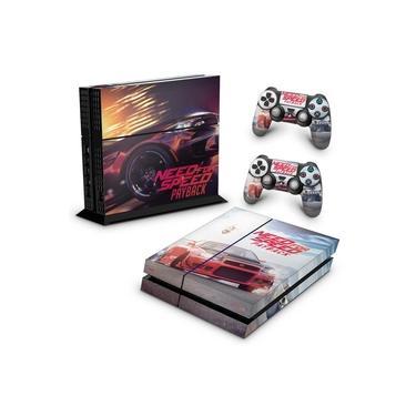 Skin Adesivo para PS4 Fat - Need For Speed Payback