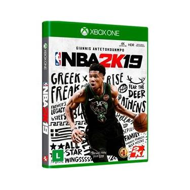 Jogo do Xbox One NBA2k19